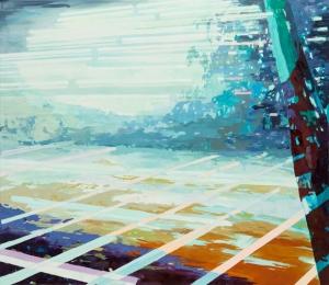 CROSSOVER-2012140cmx160cmoil_on_canvas-
