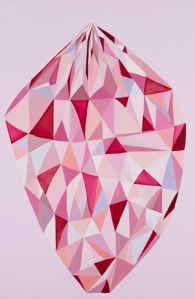3_kpink-diamond2007oil-on-canvas160x104cm