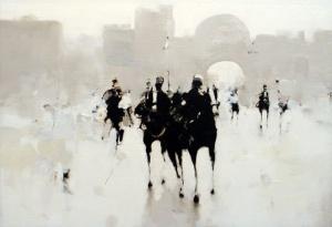 Untitled-Horses