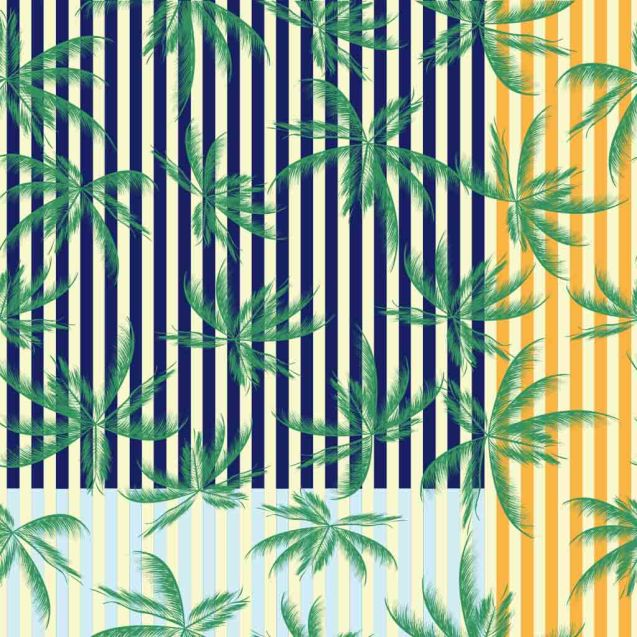 palmtree print