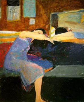 1961 Sleeping Woman