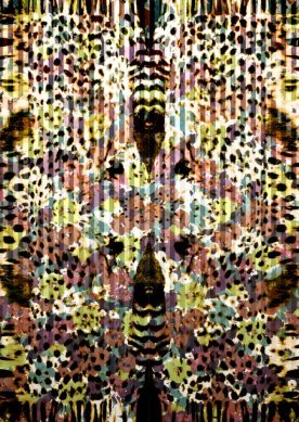 animal floral print1-1