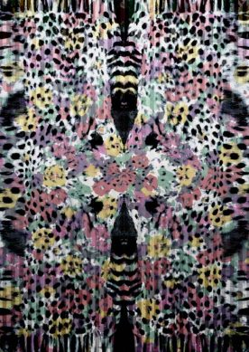 animal floral print1-3