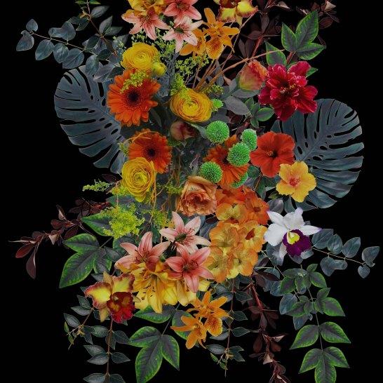bouquet print-1