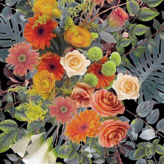 bouquet print1
